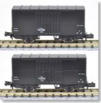 Kato 8056 Wamu 70000 Freight Car (2 pack)